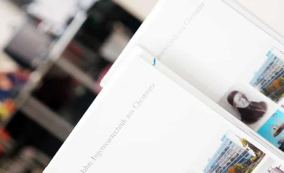 Projekt: Chronik zum 200. Branchenjubiläum / Chemieanlagenbau Chemnitz