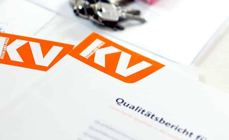 Projekt: Qualitätsbericht / KV-RLP Kassenärztliche Vereinigung Rheinland Pfalz