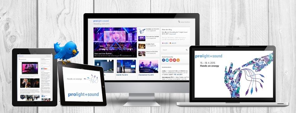 Content Marketing Agentur PLS Messe Frankfurt