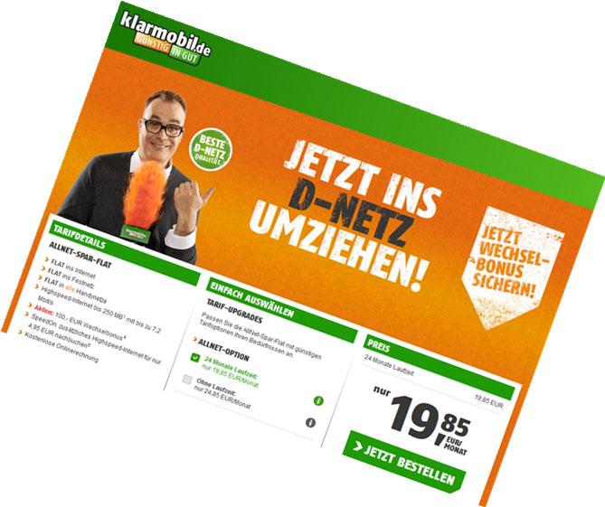 KLARMOBIL.de / Produkt- & Vertriebs-Content