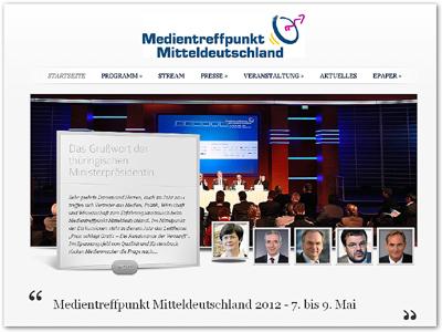 Event Agentur verantwortet Online Kommunikation Fachkongress