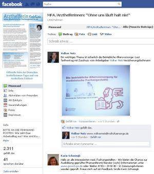 PR Agentur verantwortet Social Media Kommunikation über Facebook