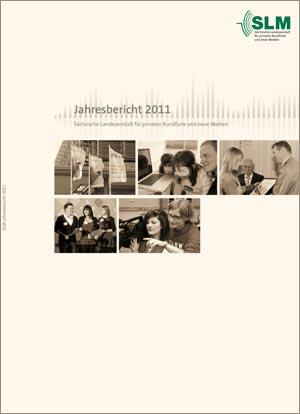 Geschäftsbericht Agentur erstellt Jahresbericht für SLM