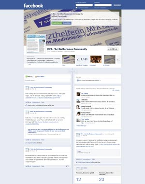 Facebook Marketing Agentur für Verlag