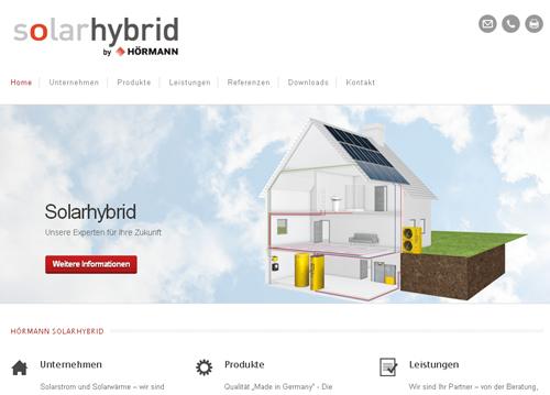 Digital Agentur: Webauftritt von Energieunternehmen durch Kommunikationsagentur