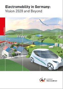Agentur gestaltet Broschüre zu Elektromobilität