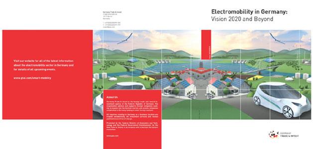 Design Agentur: Broschüre & Publikation für deutsche Wirtschaftsförderung