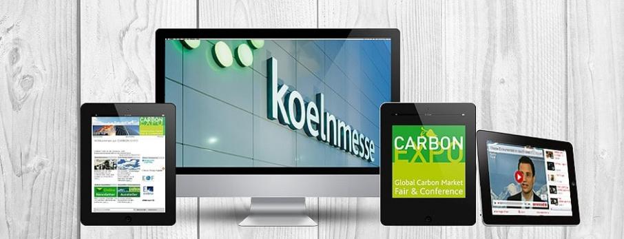 Online Marketing Messe Köln & Carbon Expo