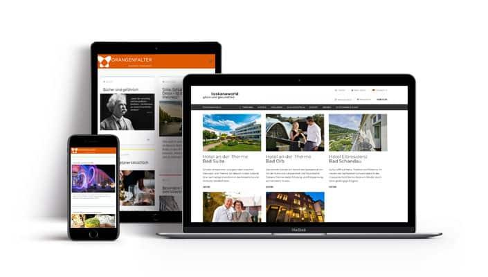 Content Marketing für Toskanaworld Group