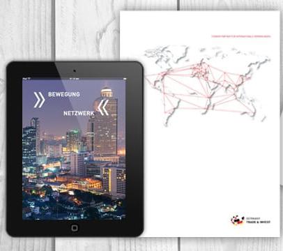 Digitaler Bericht in einer Online Version oder einer PDF Variante