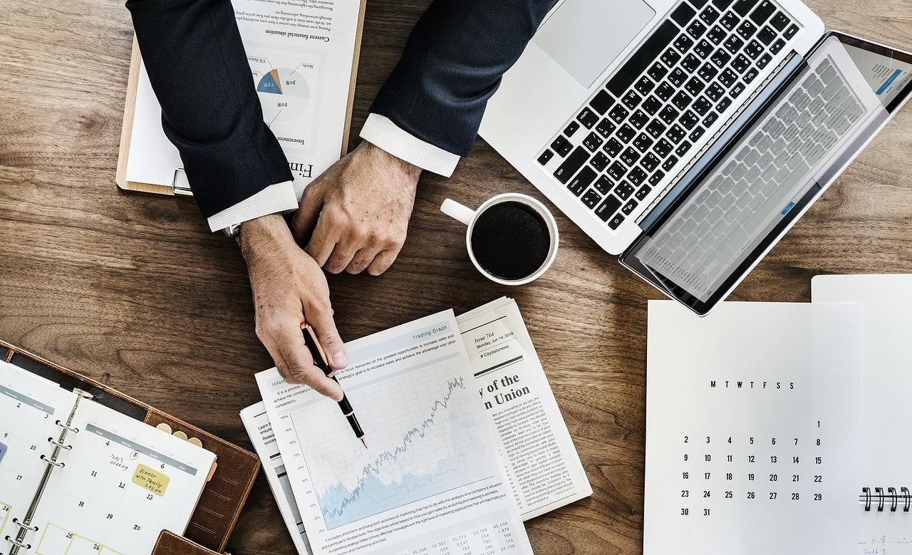 Geschäftsbericht erstellen