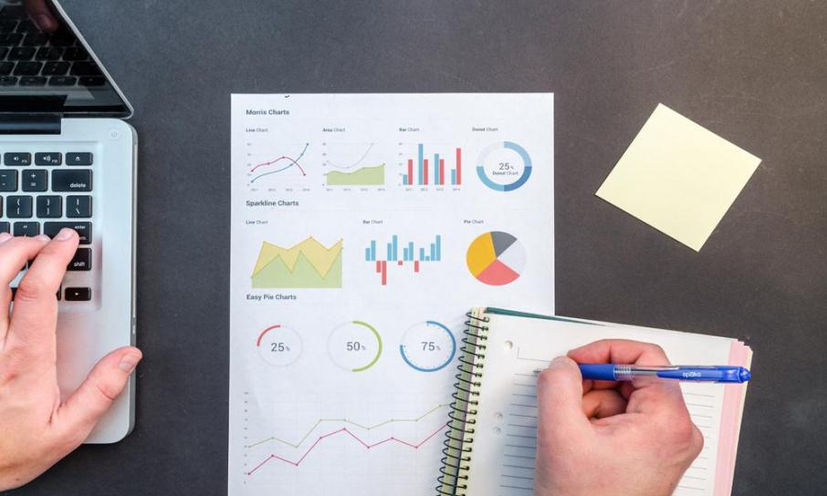 Die Geschäftsbericht Agentur 4iMEDIA zeichnet verantwortet die Umsetzung für den Geschäftsbericht der SLM.
