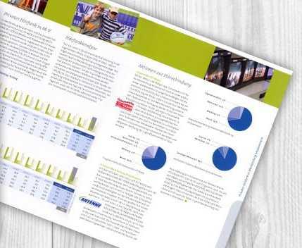 Grafiker für Tätigkeitsbericht in Stuttgart