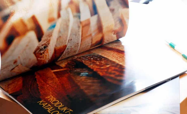 Katalog Design Agentur