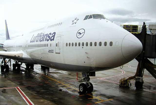 Konzept zur Online-Kommunikation für Lufthansa