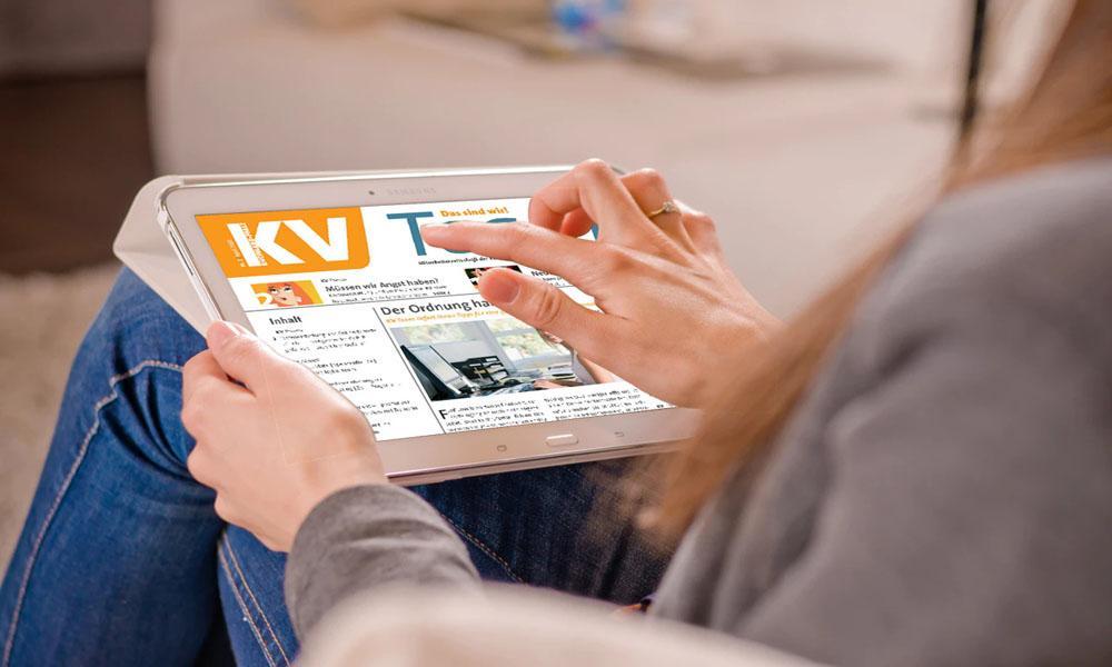 Den europaweiten Health-Care-Pitch der Kassenärztlichen Vereinigung Rheinland-Pfalz konnte die 4iMEDIA Corporate Publishing Agentur für sich entscheiden.