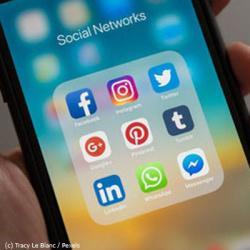 weitere Social Media Kanäle
