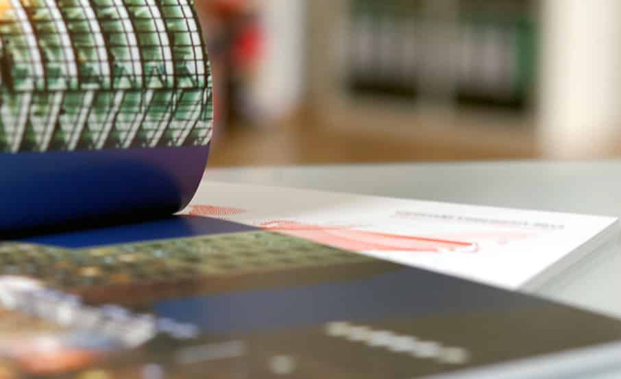 Projekt:  Geschäftsbericht / Außenwirtschaftsförderung der Bundesrepublik Deutschland 'Germany Trade and Invest' (GTAI)