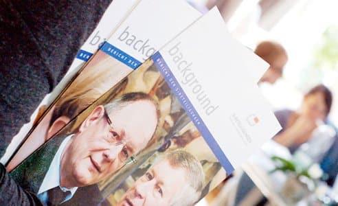 S-Beteiligungen der Sparkasse Leipzig beauftragt Agentur für Geschäftsberichte mit Printprodukt