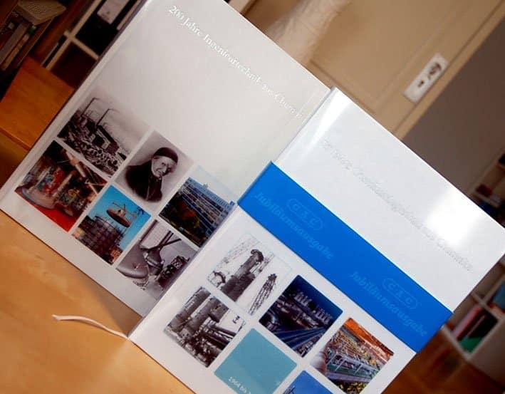 Content und Marketing Agentur verantwortet History Marketing mittels Jubiläumsbroschüren