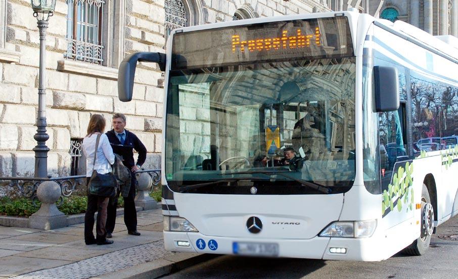 Projekt: Durchführung internationale Pressereise / Landratsamt Nordsachsen