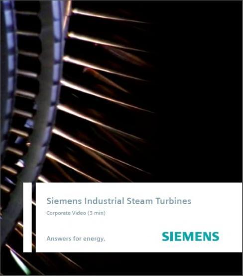 Imagefilm Produktion für Siemens