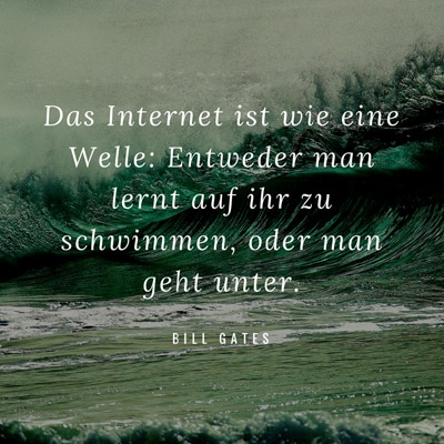 Internetagentur Bill Gates