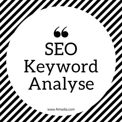 SEO Keywordanalyse