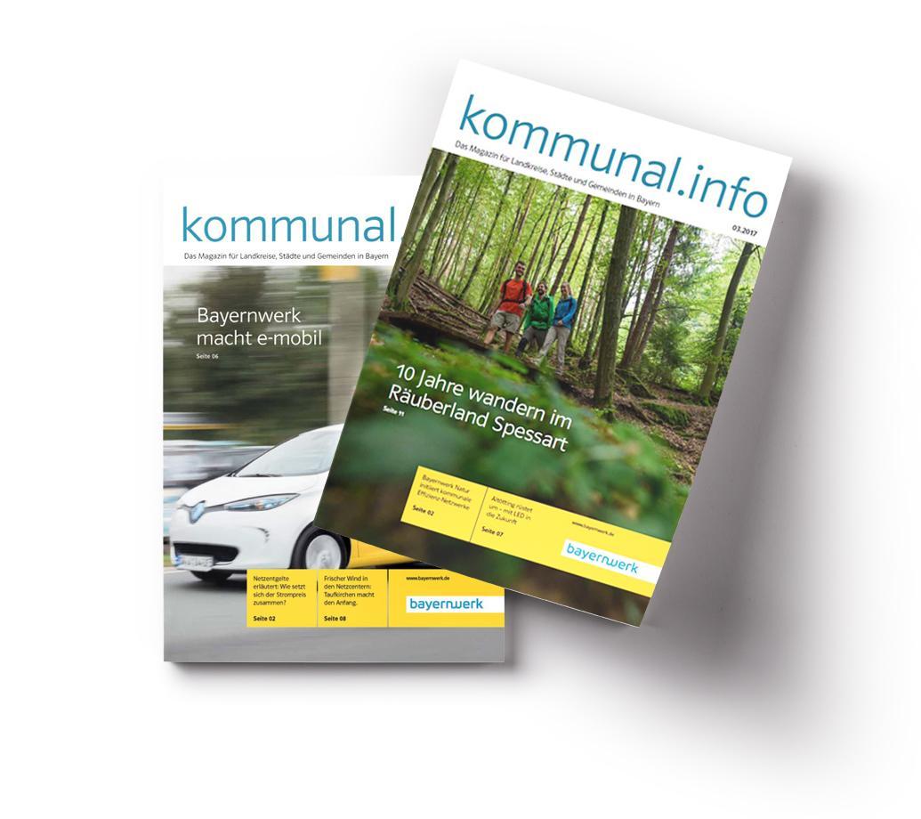 kommunal.info regionalmagazin