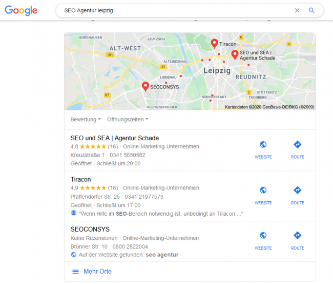 local-seo-google
