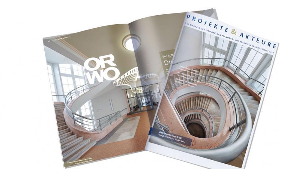 Marketing-Agentur arbeitet für IPRO Dresden