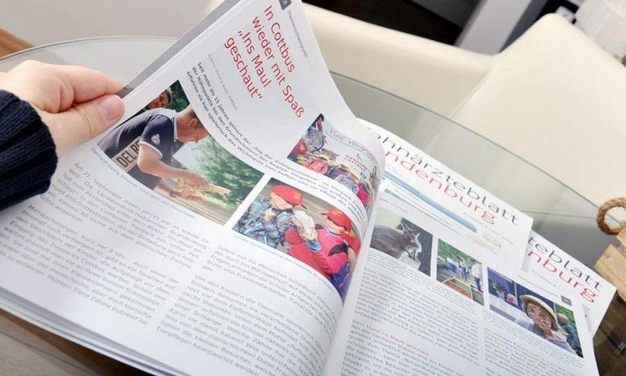 Marketing Magazin Arten