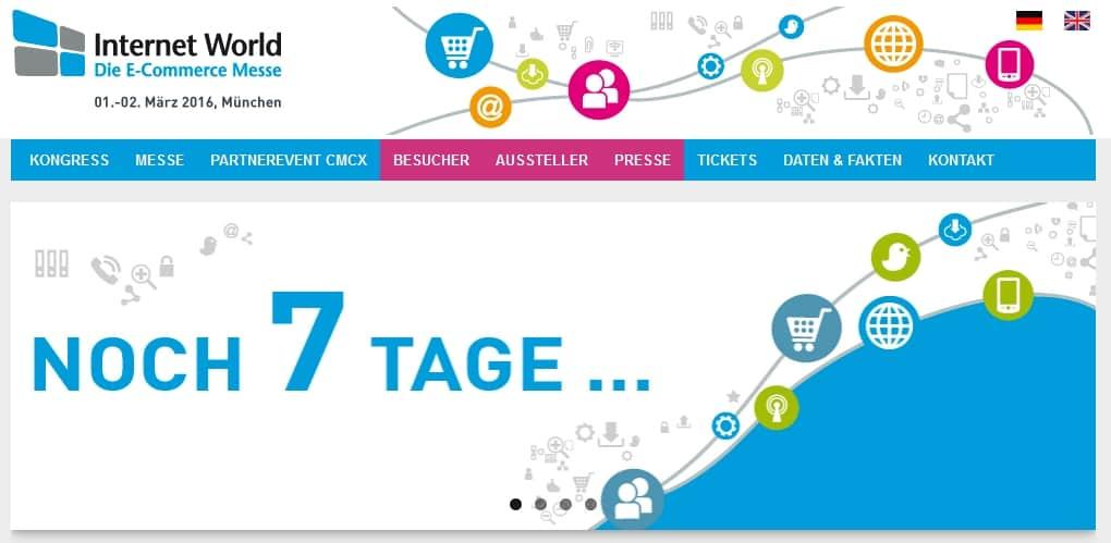 Für München empfehlen eCommerce Agenturen spannende Fachvorträge.