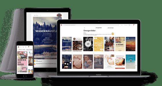 Conten Marketing Trends: Social Media für Orangenfalter