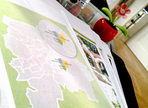 Marekting und Werbeagentur Leipzig realisiert Broschüre für LWB