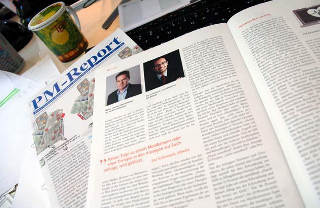 SEO Agentur Leipzig gibt Experten-Tipps in Healthcare Magazinen
