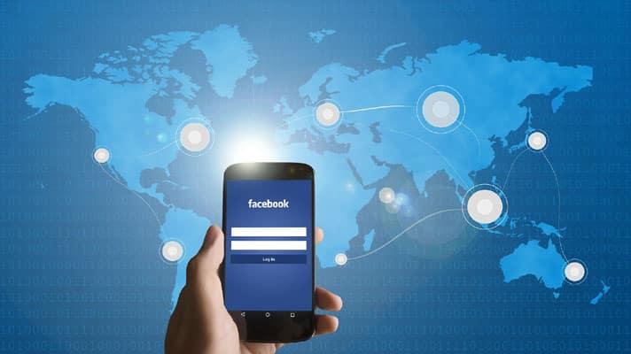 Facebook ist das weltweit größte soziale Netzwerk.