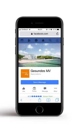 Social Media Agentur Tourismusverband Mecklenburg-Vorpommern