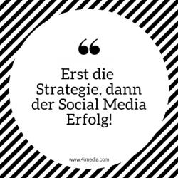 social media strategie für mehr erfolg