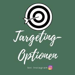 targeting-optionen Content marketing instagram