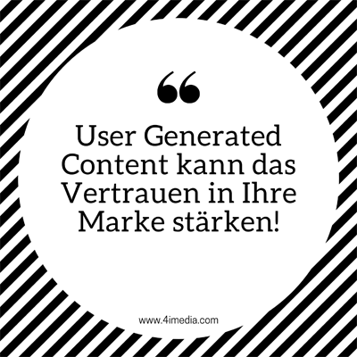 Social-Shopping USer Generated Content